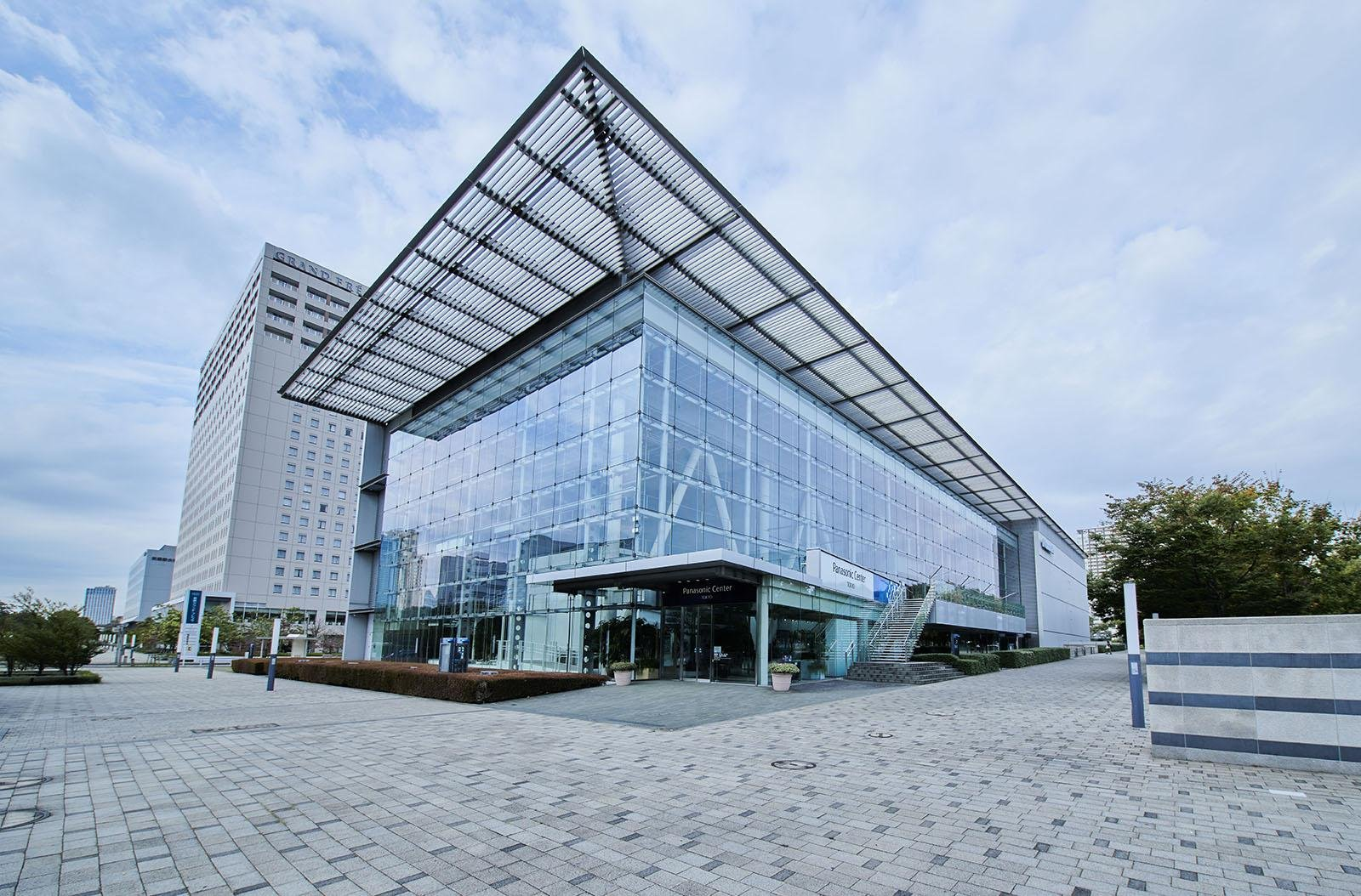 Photo: Panasonic Center Tokyo