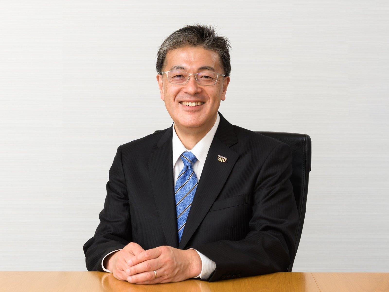 Photo: Yuki Kusumi, New Panasonic CEO