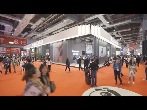 #CIIE 2019 Panasonic Highlights - The 2nd China International Import Expo