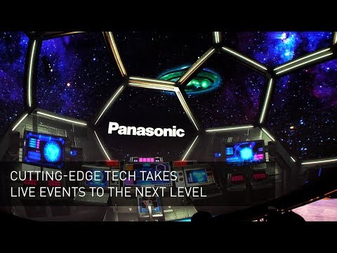 Cutting-Edge Tech is Taking Live Events to the Next Level - #InfoComm17
