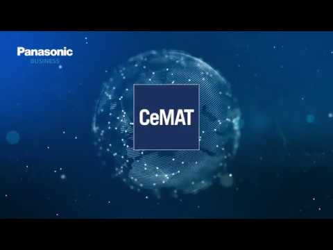 Highlights of Panasonic at #CeMAT Supply Chain Solutions - Gemba Process Innovation