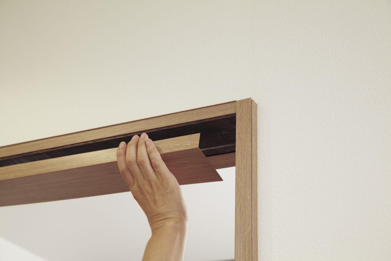 パナソニック「建材リフォームセレクション」枠カバーの施工