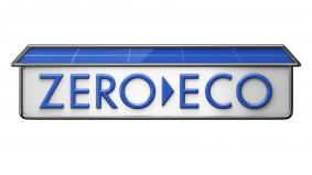 『ゼロエコ』ロゴマーク