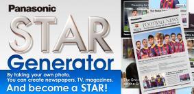 スマートフォン用カメラアプリ「STAR Generator/スタージェネレーター」