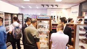 CHINA SHOP 2014 パナソニックブースは模擬店舗で様々なソリューションを具体的に紹介