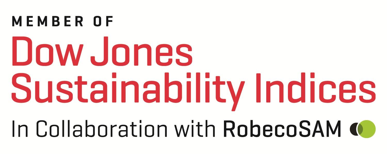 世界の代表的な社会的責任投資(SRI)指標DJSI Worldに10年連続採用
