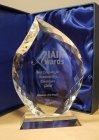 IAIR SUSTAINABILITY AWARDS 2014 トロフィー