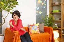 「快適な住まいのつくり方セミナー」講師のインテリアデコレーター尾田恵さん