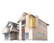 ゼロエネルギーを実現した住宅「スマートエコイエゼロ」の断熱システム「サーモ ロックシステム」