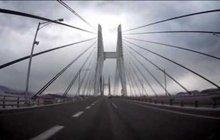 岡山県 瀬戸大橋(ゴリラ・アイで撮影)