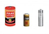 パナソニック「初期の乾電池、リチウム一次電池、ニカド電池」