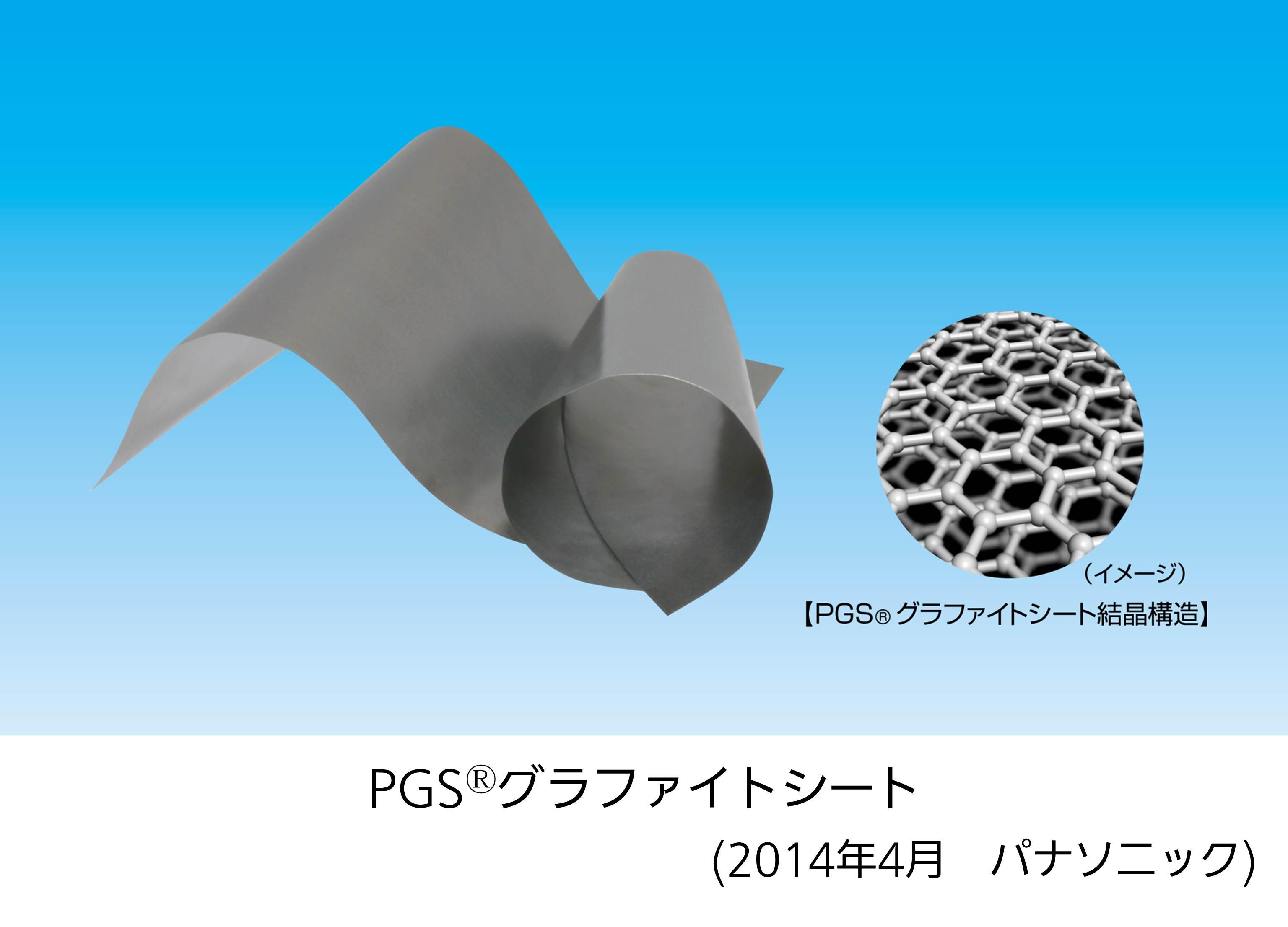 PGSグラファイトシート