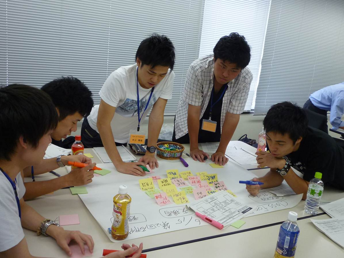 マーケティングの基本を踏まえて、自団体の課題の解決に向けたプロジェクト案をブラッシュアップ