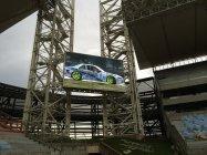 パナソニック ブラジルが納入した大型LEDスクリーン