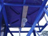 給水設備にはパナソニックの照明が設置