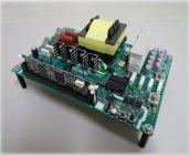 パナソニックのGaN搭載した絶縁DC-DC用のLLC共振型リファレンスボード