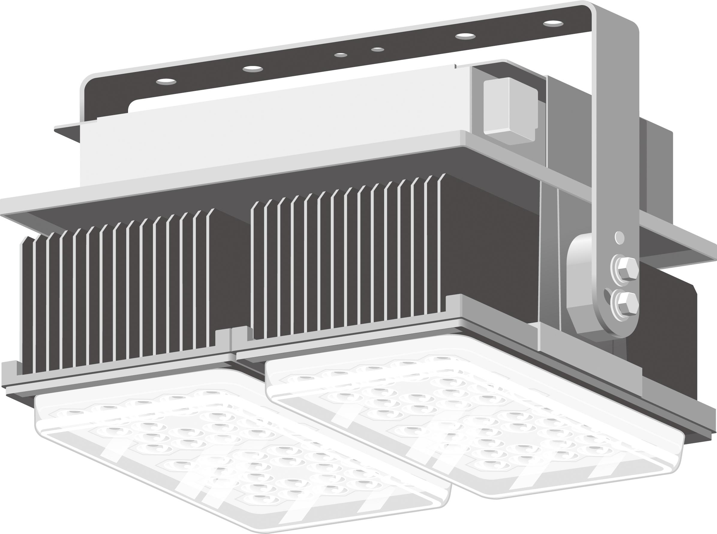 LED高天井用照明器具 モジュールタイプ