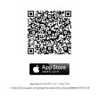 App Storeダウンロード用QRコード