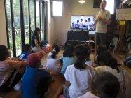 ベトナムの子どもたちと「Video Meet」で国際交流