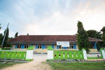 インドネシア共和国 セントラルジャワ州 ジェパラ県 カリムンジャワ郡にあるカリムンジャワ国立第一小学
