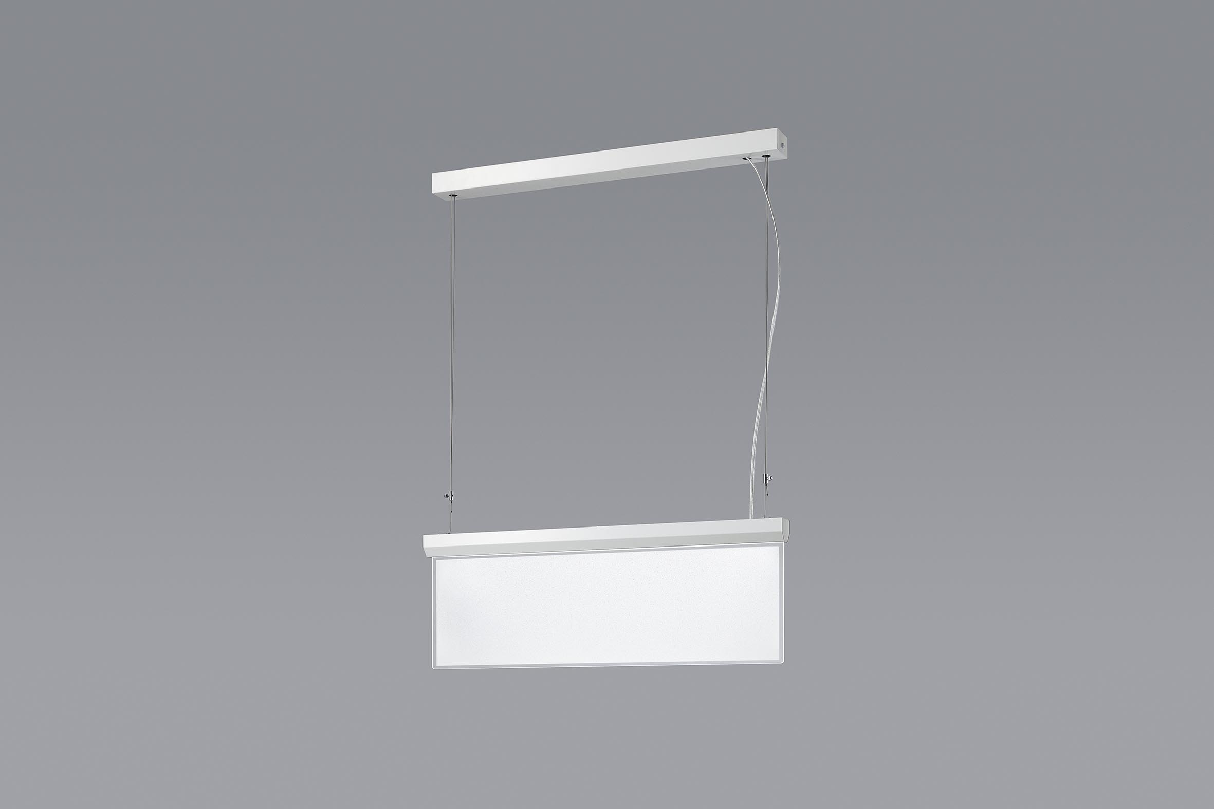次世代サイン照明「LEDサイン」天井吊下型