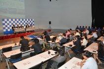 東海大学ソーラーカーチーム参戦体制発表会 Carrera Solar Atacama 2014