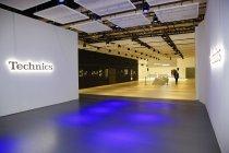 IFA2014で復活を発表したTechnics(テクニクス)ブランドのブース