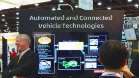 自動走行・コネクテッド技術を活用したソリューションを提案