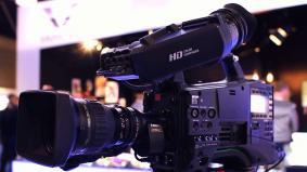 """メモリーカード・カメラレコーダー""""P2 cam"""" AJ-PX800"""