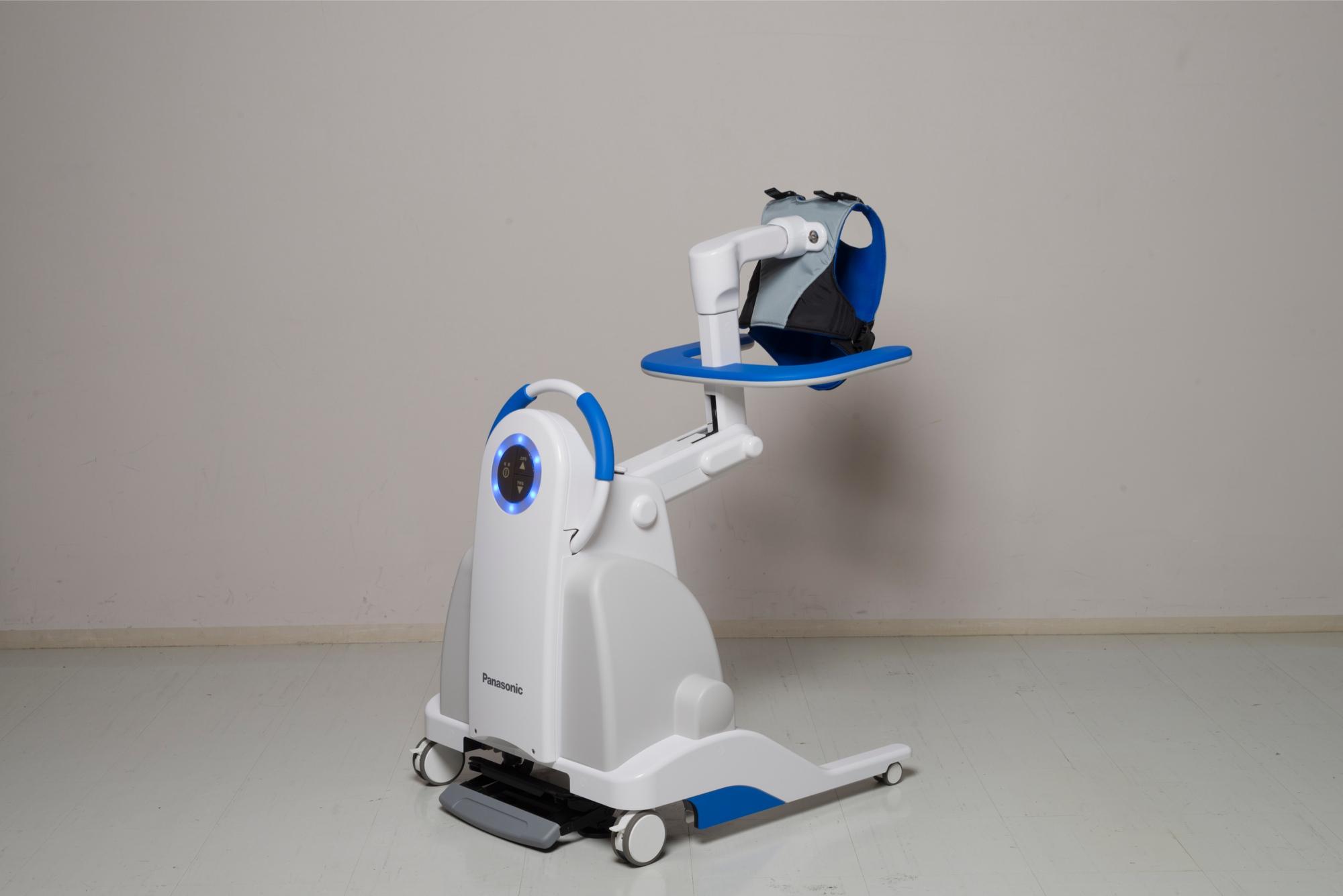 自立支援型起立歩行アシストロボット