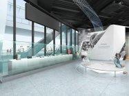 ギャラリーには、1965年からスタートしたTechnicsの歴史と伝統を象徴する名機を展示