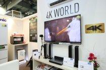 パナソニックはBEXアジア 2014で4Kソリューションやエコナビ家電も展示