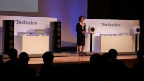 「Technics」の日本での復活を発表