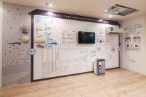「パナソニック リビング ショウルーム 熊本」PM2.5対応換気設備コーナー