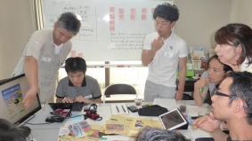 【プロボノ事例レポート】パナソニック社員23名が福島県のNPOを1泊2日で応援