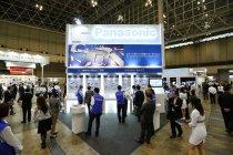 CEATEC JAPAN 2014 パナソニック キーデバイスブース