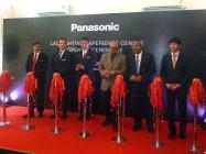 バンガロール「パナソニックLEDライティングエクスペリエンスセンター」開所式
