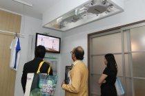 パナホームのコンセプト展示