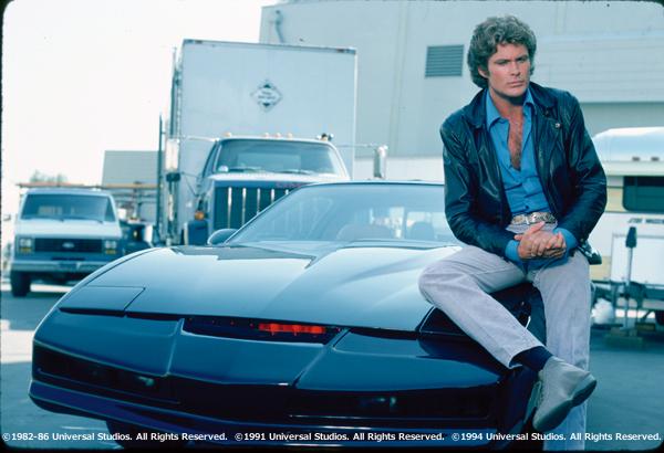 80年代に大ヒットした米国のテレビドラマ「ナイトライダー」
