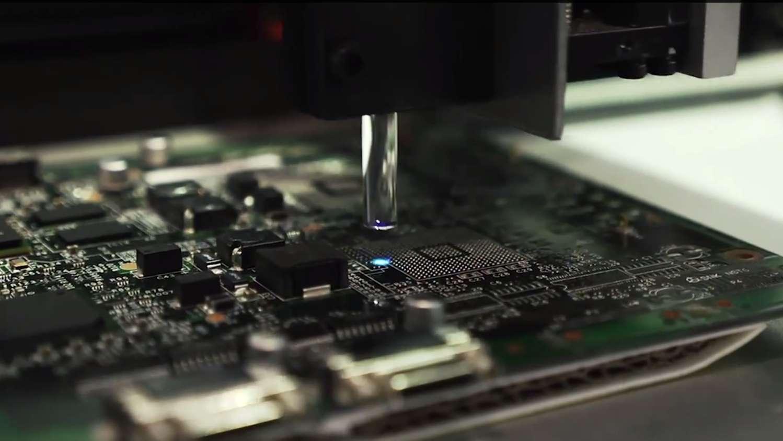高度な制御技術で製造品質を向上