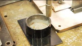 微細な作業も可能となるパナソニックの溶接システム