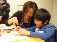【製作風景】親子LED工作教室