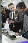 GaNパワーデバイスや新素材など新しい技術も欧州に導入