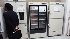 薬用保冷庫は幅広いラインアップで国内トップシェアを誇る