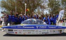 Carrera Solar Atacama 2014 でパナソニック協賛の東海大チームが優勝!