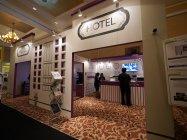 ホテルライフをサポートするコミュニケーションとセキュリティのソリューションを紹介。