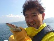 石垣 幸二氏(沼津港深海水族館 シーラカンス・ミュージアム館長):「深海生物 奇妙で楽しい生きもの」