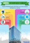 図で見るパナソニック ノースアメリカ本社ビルの環境性能