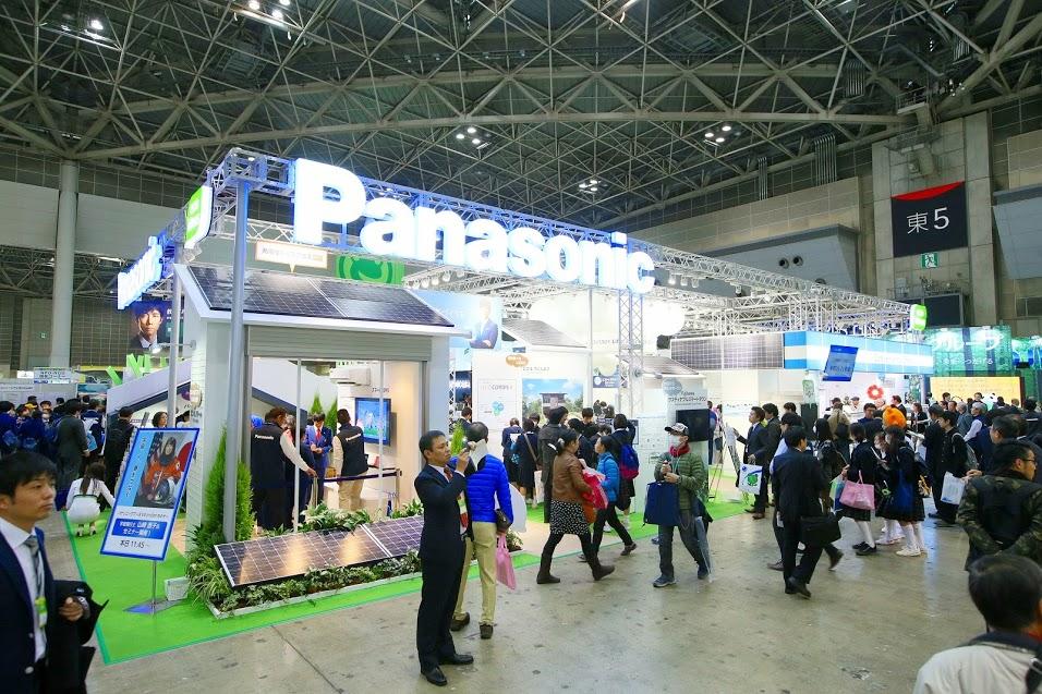 エコプロダクツ2014 パナソニックブース