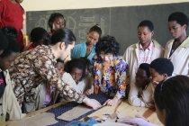 アフリカ分野の助成先「リボーン・京都」~広報ツールを活用し、情報提供と支援者拡大を支援